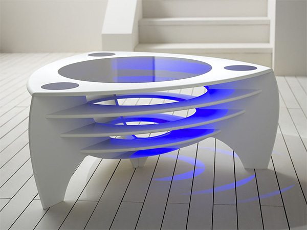 lapolloslate best Modern Corian Coffee Tables by Stuart Melrose