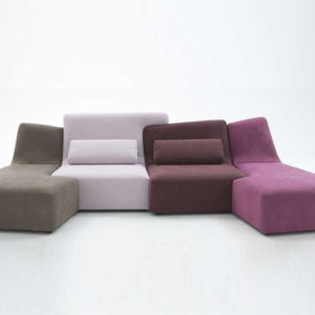 Modular Seating System by Ligne-Roset – new Confluences
