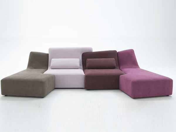 ligne roset confluences seating 1 Modular Seating System by Ligne Roset   new Confluences