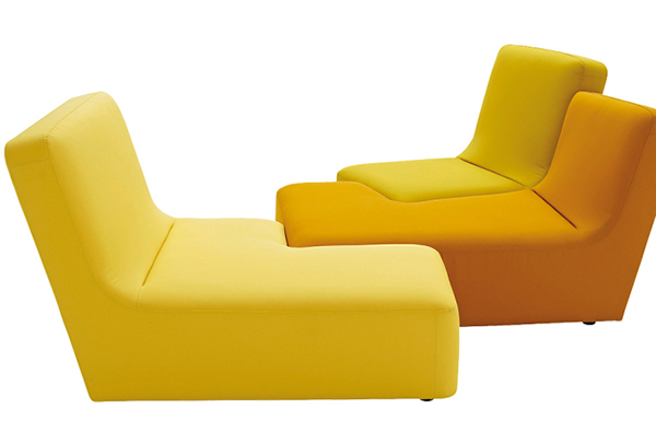 ligne roset confluences seating 2 Modular Seating System by Ligne Roset   new Confluences