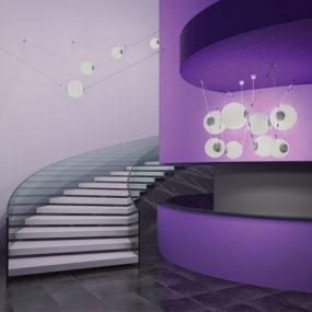 Cool Modern Lighting – customizable lighting system design by Lumina Italy