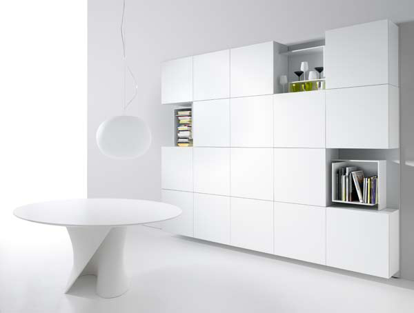 mdf italia vita 4 Modern Modular Wall System from MDF Italia   new Vita: generate your own on the Web
