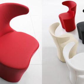 Modern Classic Armchairs – Desy Armchair from Com.p.ar