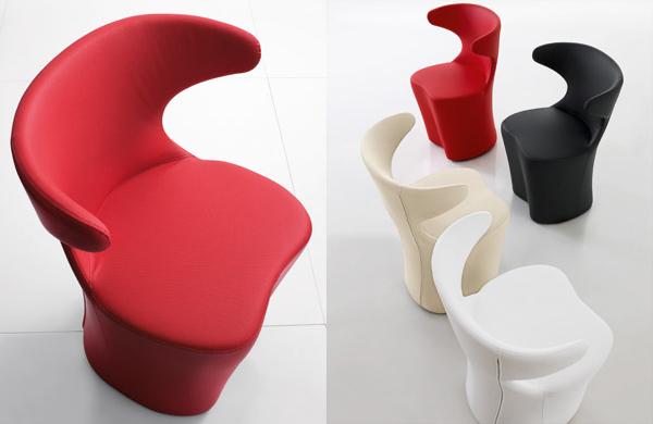 modern classic armchairs desy compar 1 Modern Classic Armchairs   Desy Armchair from Com.p.ar