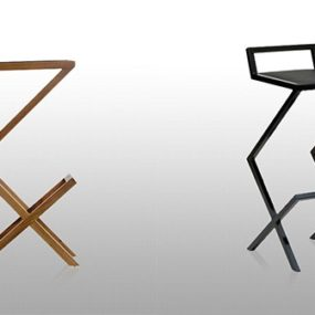Modern Designer Chair – new Kayra by Adnan Serbest