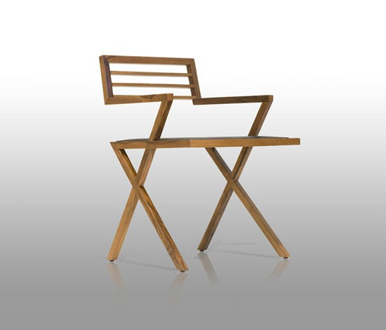 Modern Designer Chair – new Kayra by Adnan Serbest