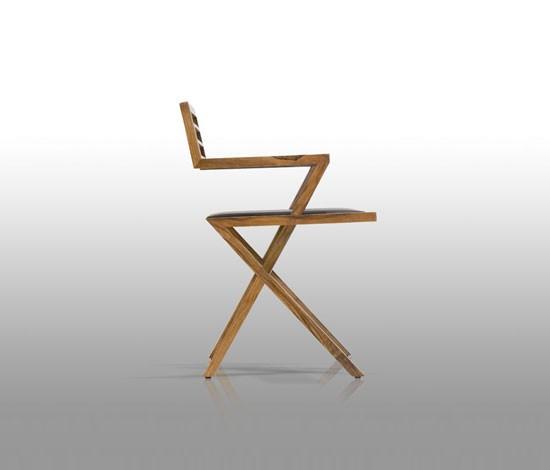 modern designer chair kayra adnan serbest side