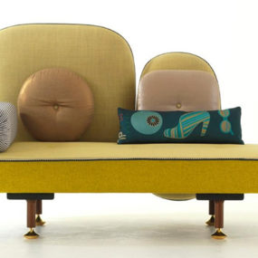 New from Moroso – My Beautiful Backside collection of seats