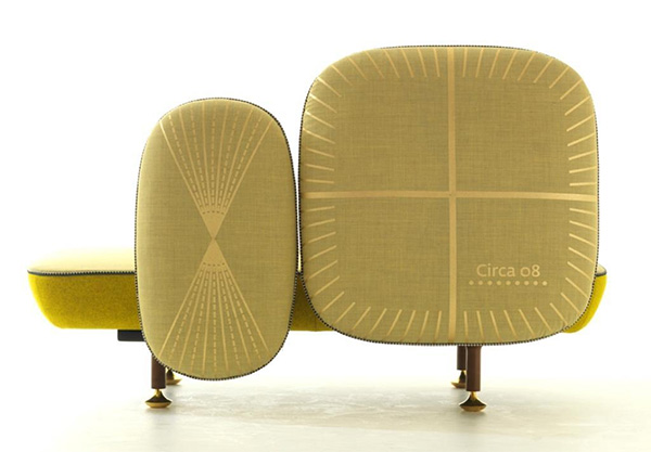 moroso my beautiful backside sofa back New from Moroso   My Beautiful Backside collection of seats