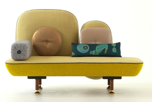 moroso my beautiful backside sofa New from Moroso   My Beautiful Backside collection of seats