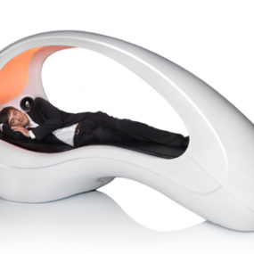 Power-napping Bed from Napshell for your luxury home