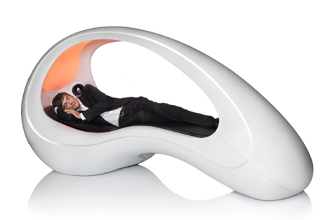 napshell bed 2 Power napping Bed from Napshell for your luxury home