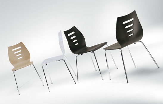 Ozzio Breakfast Table Chair