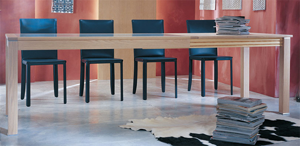 ozzio extendable table 3