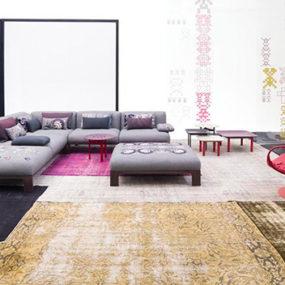 Patricia Urquiola Furniture Collection Fergana for Moroso