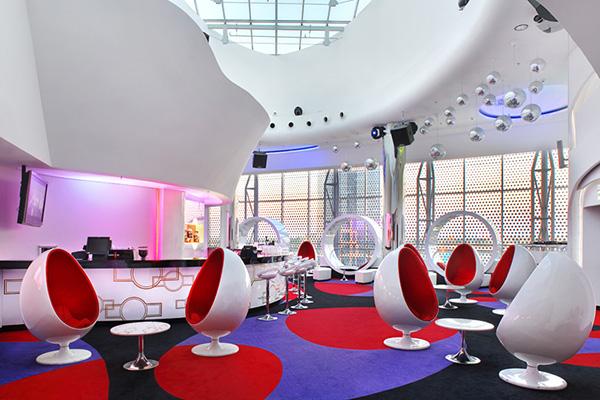 robert majkut design cinema multikino 35mm club New Futuristic Cinema Opens in Warsaw   The Multikino Zlote Tarasy Cinema by Robert Majkut