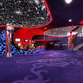 New Futuristic Cinema Opens in Warsaw – The Multikino Zlote Tarasy Cinema by Robert Majkut
