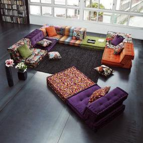 Roche Bobois Modular Sofa – Mah Jong