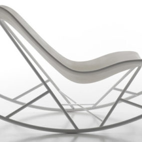 Outdoor Rocking Chair from Sintesi – Thinking Machine