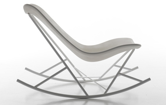 Outdoor Rocking Chair From Sintesi Thinking Machine Armchair 1 Jpg