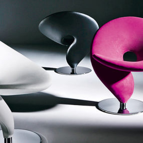 Question Mark Chair by Tonon