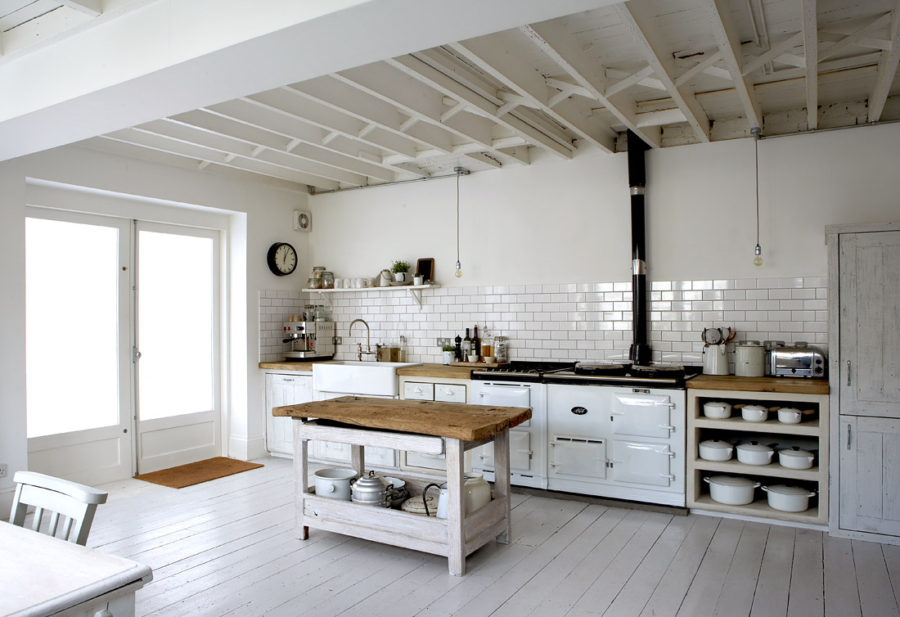 rustic white kitchens. view in gallery whitekitcheninteriordecorationdecorations rustic white kitchens d