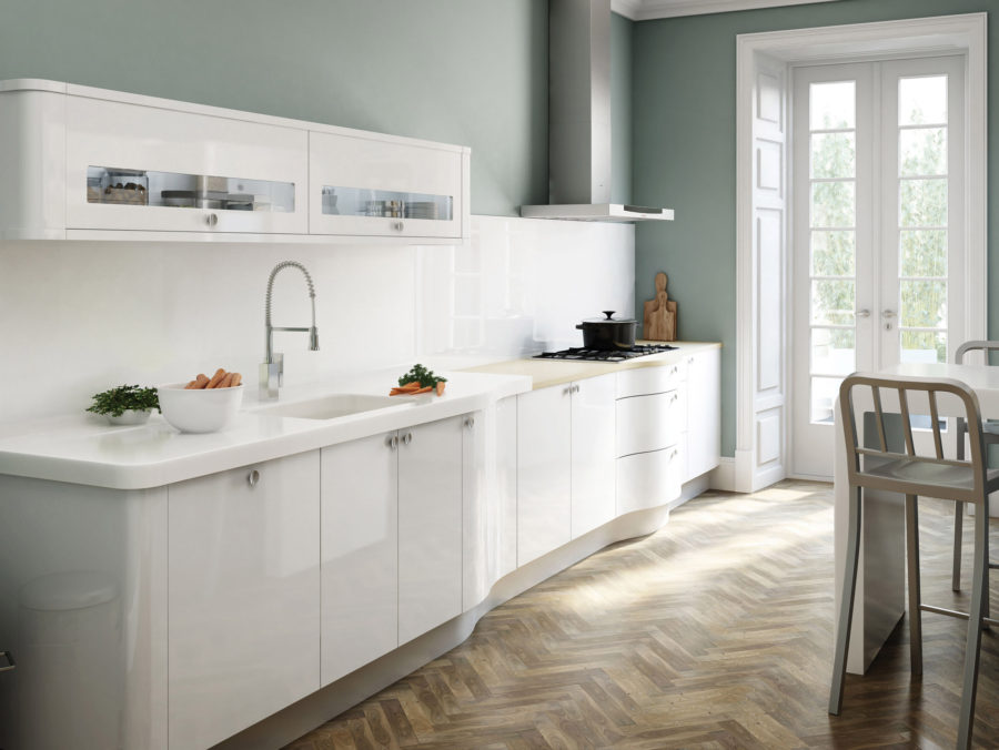smooth white kitchen cabinets 37 bright white kitchens to emulate your own after